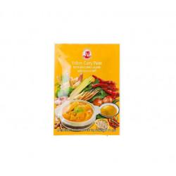 Žlutá curry pasta