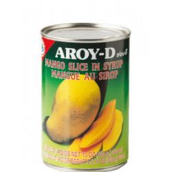 Konzervované mango