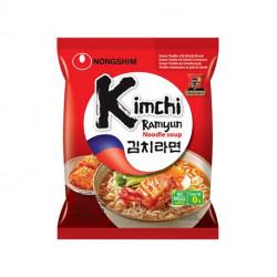 Nudlová polévka Kimchi...